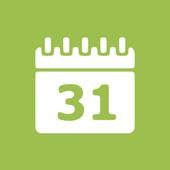 Ray Calendar icon