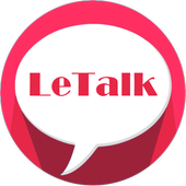 LeTalk - Find someone to talk anonymously icon