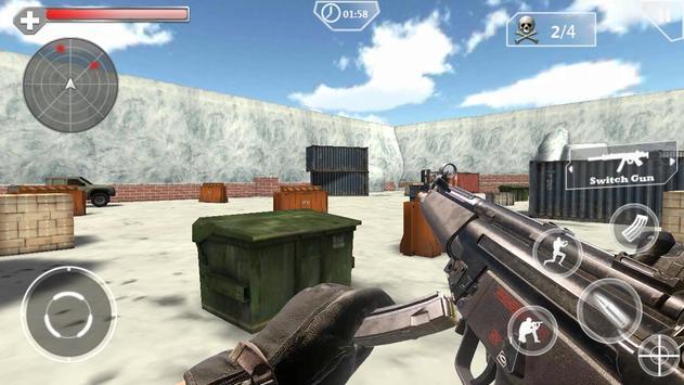 射擊槍殺手 apk 截图