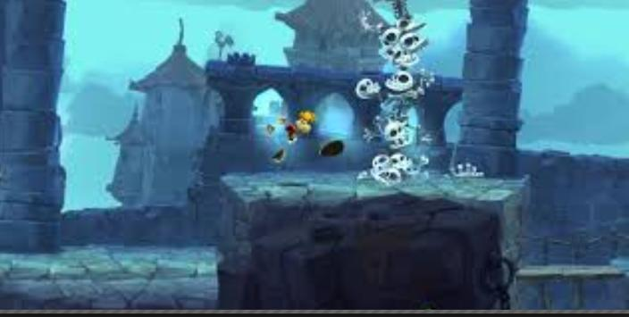 rayman adventures guide