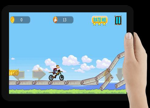 Rayman Biker screenshot 2
