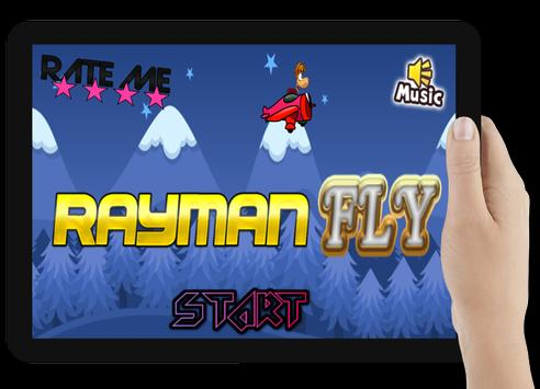 Rayman Fly poster