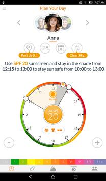 RAYMIO Your Personal Sun Coach screenshot 8