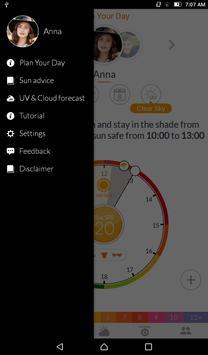 RAYMIO Your Personal Sun Coach screenshot 10