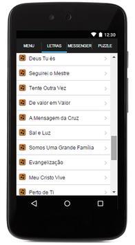 Nani Azevedo Gospel Letras screenshot 4