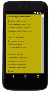 Nani Azevedo Gospel Letras screenshot 5