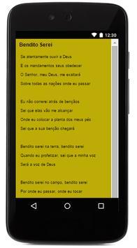 Nani Azevedo Gospel Letras screenshot 6