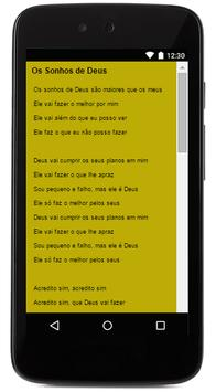 Nani Azevedo Gospel Letras screenshot 7