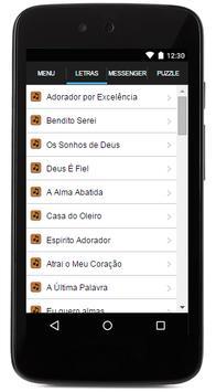 Nani Azevedo Gospel Letras screenshot 1