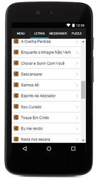 Nani Azevedo Gospel Letras screenshot 3