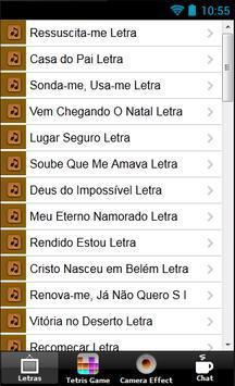 Aline Barros Gospel Letras screenshot 1