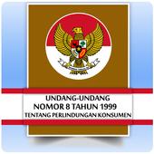 UU Perlindungan Konsumen (Nomor 8 Tahun 1999) icon