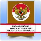 UU Perseroan Terbatas (Nomor 40 Tahun 2007) icon