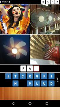 4 Pics 1 Word screenshot 2