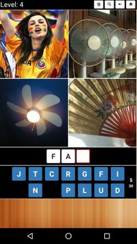 4 Pics 1 Word apk screenshot