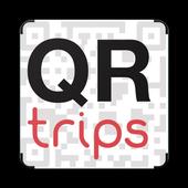 QR Trips icon