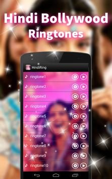 Hindi Bollywood Ringtones poster