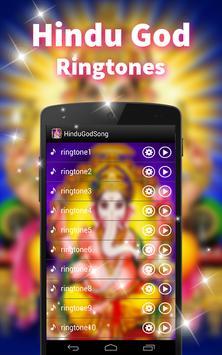 hindu god ringtones poster