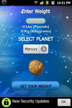 Know Your Weight.. screenshot 1