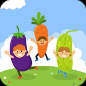 Kids Preschool Learning & Quiz icon