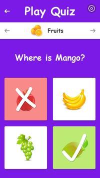 Kids Preschool Learning & Quiz screenshot 14
