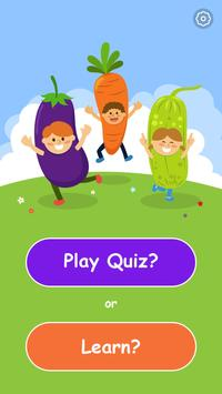 Kids Preschool Learning & Quiz screenshot 1