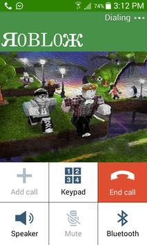 Call from Roblox Prank poster