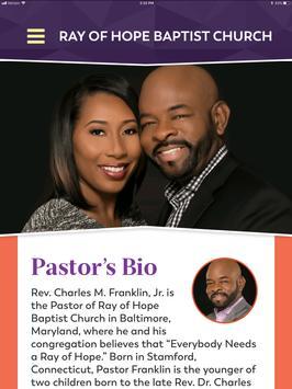 Ray of Hope Baptist screenshot 11