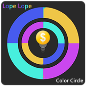 Lope Lope Color Circle icon