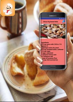Sweets recipes screenshot 1