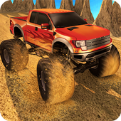 Offroad Pickup Monster Truck: 4x4 Extreme Racing icon