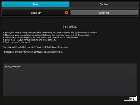 VentuRe remoting apk screenshot