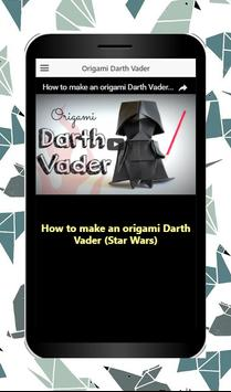 How to make Origami apk screenshot