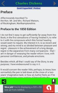 Charles Dickens apk screenshot