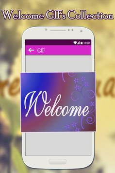 Welcome GIFs Collection screenshot 2