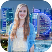 City Photo Frame icon