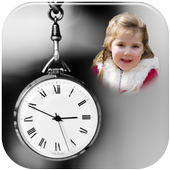 Clock Photo Frame icon