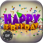Happy Birthday GIFs Collection icon
