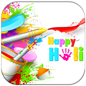 Happy Holi GIFs Collections icon
