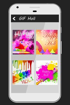 Happy Holi GIFs Collections poster