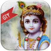 Lord Krishna GIFs Collection icon