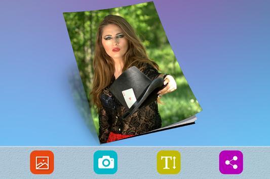 Magazine Photo Frames screenshot 1