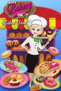 Happy Bakery Shop screenshot 1