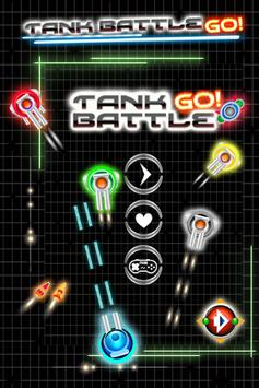 Tank Battle Go! poster