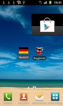 Raygional Locale apk screenshot