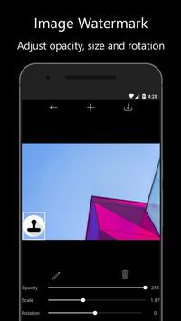 Ray Watermark - Watermark with QR, Logo, Text screenshot 3
