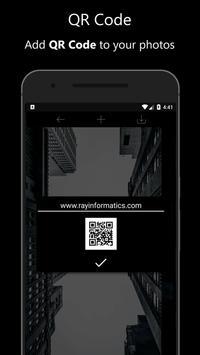 Ray Watermark - Watermark with QR, Logo, Text screenshot 2