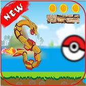 rayquaza pokemom runner icon