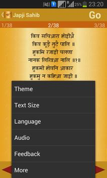 Japji Sahib Path Audio apk screenshot