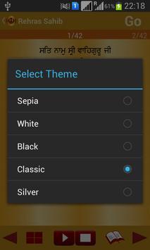 Rehras Sahib screenshot 6
